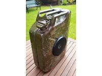 Genuine Jerry Can Bluetooth Speaker