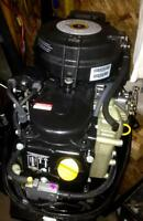 Mercury 9.9 HP four stroke outboard