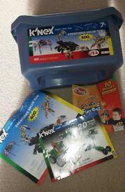 K'NEX building blocks