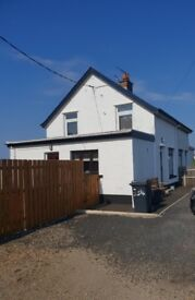 2/3 bedroom house to let