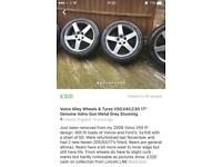 Volvo/ ford wheels