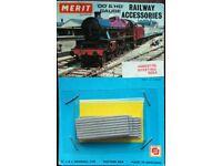 Merit OO/HO Gauge Railway Accessories - 5054 Asbestos Sheeting