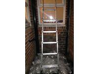 Outdoor indoor ladders
