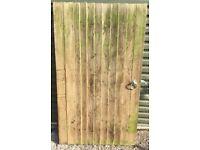 Garden gate 872mm x 1500mm