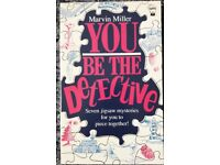 You Be The Detective books/book - Packaging costs are free if posted