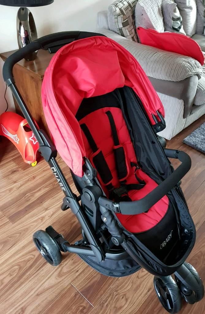 Obaby chase stroller/pram