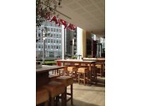 Vapiano Bankside - Kitchen Porters, Pasta Chefs and Hosts (No experience necessary)