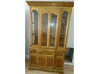 Dresser Unit / Display Unit / Cupboard