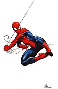 Ed-McGuinness-SIGNED-Marvel-Comics-Art-Print-Amazing-Spiderman-1