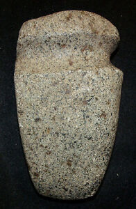 Indian Artifacts - Nice 3/4 Grooved Axe (Indiana)