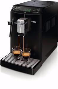 Machine à espresso automatique Saeco Minuto Focus HD8775/48