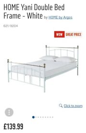 Double Bed, never used
