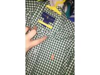 Boys genuine Ralph Lauren shirt age 5