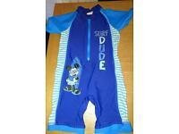 Boys swim suit aged 2-3 years