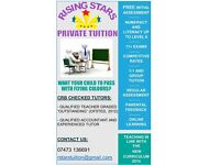 Tuition for key stage 1 and 2 Literacy and Numeracy