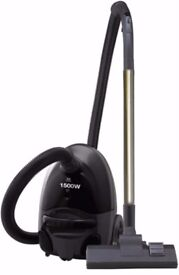 Daewoo RC350BK Vacuum Cleaner, 1500 Watt - Black