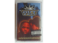 OUTKAST/ KOOL G RAP/ SMIF N WESSUN - RARE & CLASSIC Rap tapes- £15 Each [FREE UK DELIVERY]