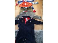 0-3 months designer clothes baby boys bundle Ralph Lauren, ted baker and joules