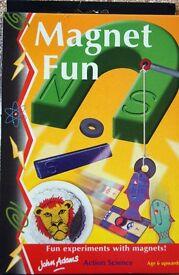 John Adams Action Science - Magnet Fun
