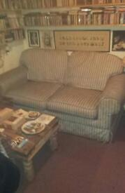 2 seater sofa bed metal action