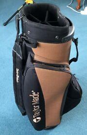 Vintage TaylorMade Cart Bag
