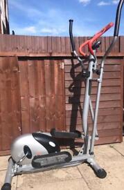 V-fit cross trainer Can deliver