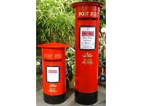 Wedding Post Box, Letters to Santa, Christmas card, School post, Personalised, Any colour to buy