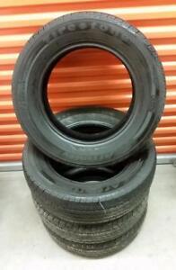 (Y75) Pneus Ete - Summer Tires 195-65-15 Firestone