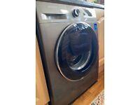 Samsung washing machine with warranty