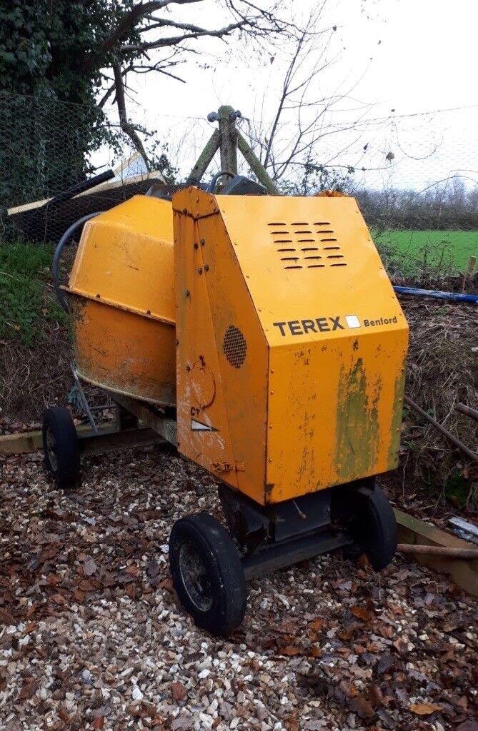 Terex diesel cement mixer | in Exeter, Devon | Gumtree