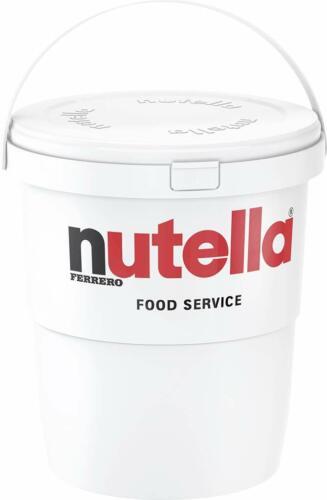 NUTELLA FERRERO HAZELNUT SPREAD 6.6LB (3kg).