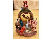 Disney Peter Pan Giant Musical Snow Globe