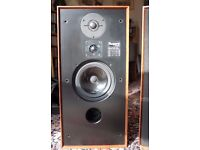 Roger Studio 1 BBC monitor speakers, matching pair in beautiful condition, legendary sound.
