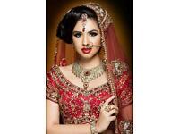 Makeup hair henna