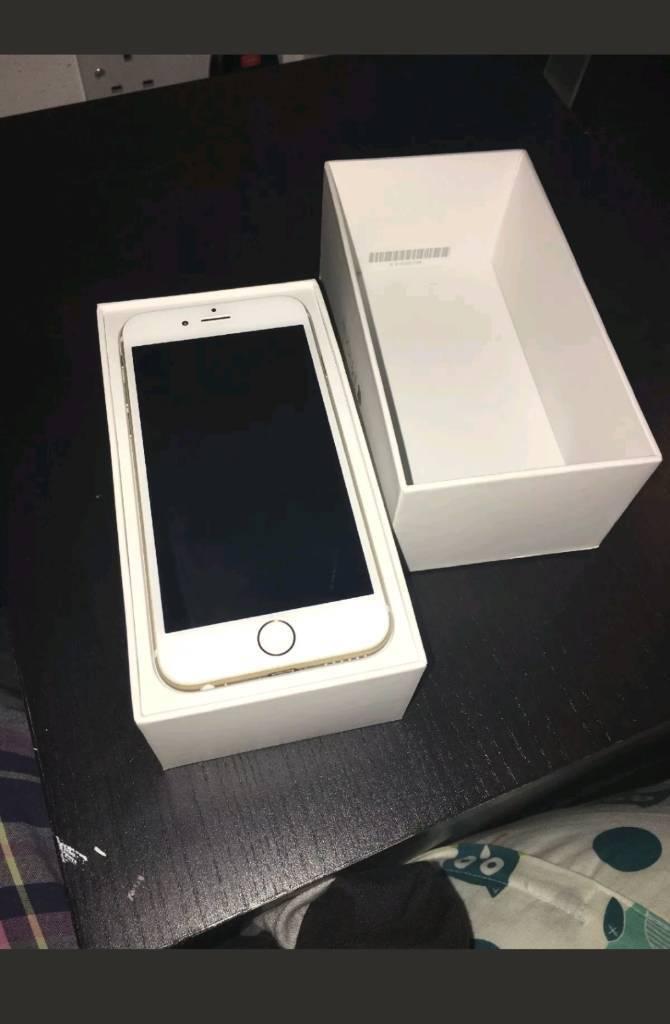 IPhone 6 -16gb unlocked (good condition)