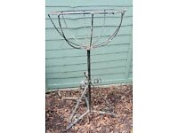 Large Wrought Iron Garden Planter