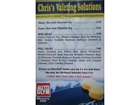 Chris's Valeting Solutions