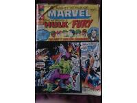 Marvel Comic - Hulk