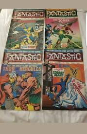 Comics x4