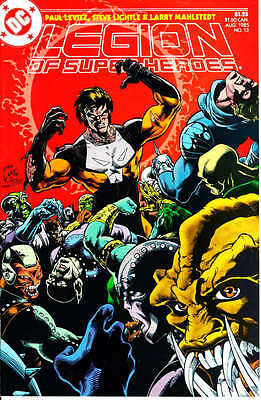Legion of Super Heroes #13 & 14 - 1984 series