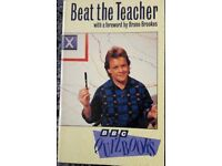 Beat the Teacher Quiz Books/book - Packaging costs are free if posted