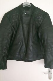 Sportex Maxx Leather Bikers Jacket