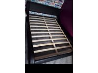 Double bed £65