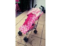 Mothercare Pushchair (FREE FOR COLLECTION)
