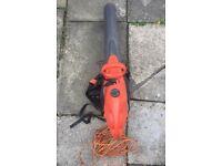 Flymo Sirocco 2500W Electric Garden Leaf Blower
