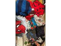 6 years boys clothes bundle