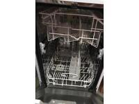ESSENTIALS CDW45W13 Slimline Dishwasher - White