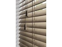 Made to measure blinds and fitting service