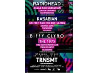 TRNSMT festival Saturday and Sunday collectors ticket