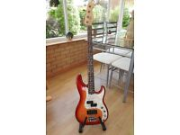 Fender Deluxe Precission Bass